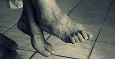 pies cuidados