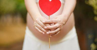 Podología en mujeres embarazadas